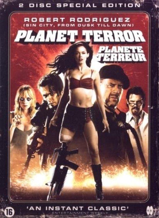 Cover van de film 'Planet Terror'