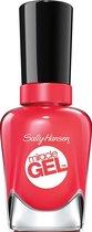 Sally Hansen Miracle Gel Gelnagellak - 330 Redgy