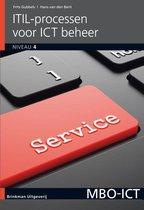 Omslag MBO-ICT  -   ITIL-processen voor ICT-beheer