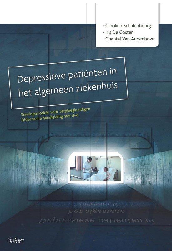 Quadri committed research 2: Omgaan met depressieve patiënten in het algemeen ziekenhuis - Carolien Schalenbourg pdf epub