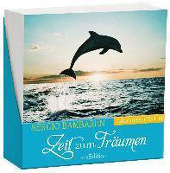 Boek cover Zeit zum Träumen. Grußkärtchen van Sergio Bambaren (Paperback)