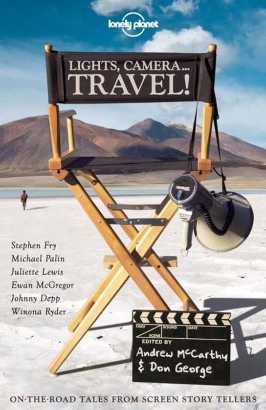 Boek cover Lonely Planet Lights, Camera..Travel! van Alec Baldwin (Onbekend)
