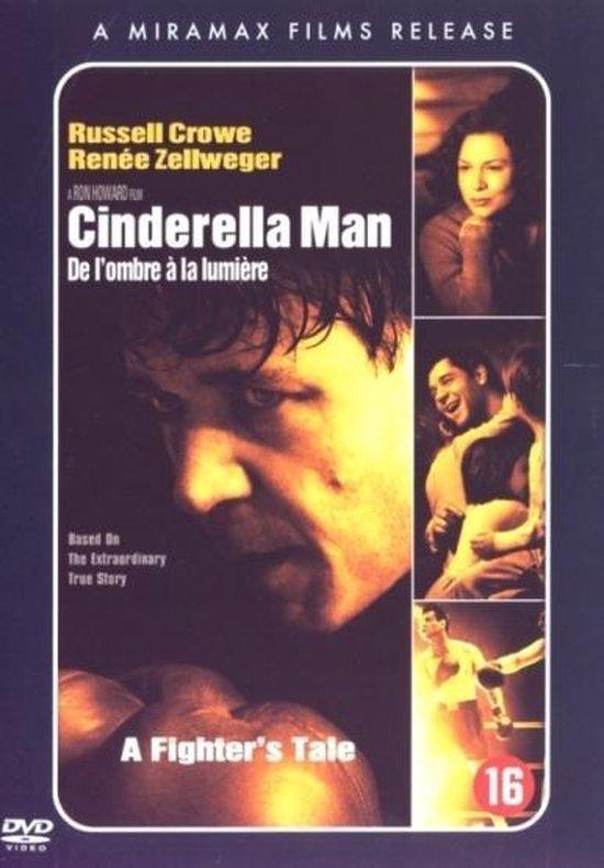 Cover van de film 'Cinderella Man'