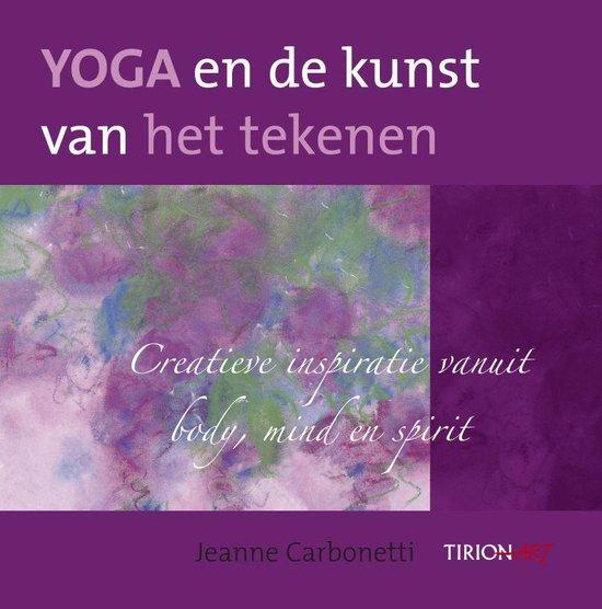 Yoga en de kunst van het tekenen - Jeanne Carbonetti |