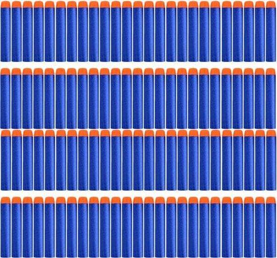 100 universele Pijlen/Darts/Kogels geschikt voor speelgoedguns