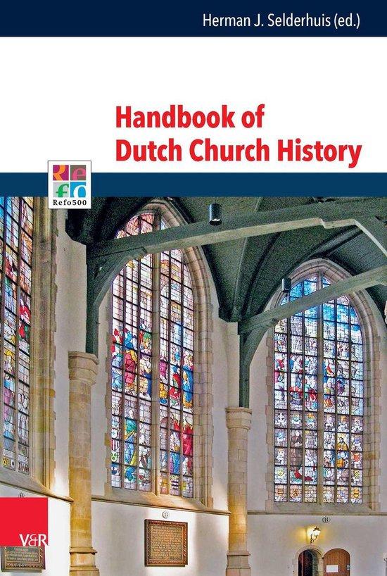 Boek cover Handbook of Dutch Church History van Frank van der Pol (Onbekend)