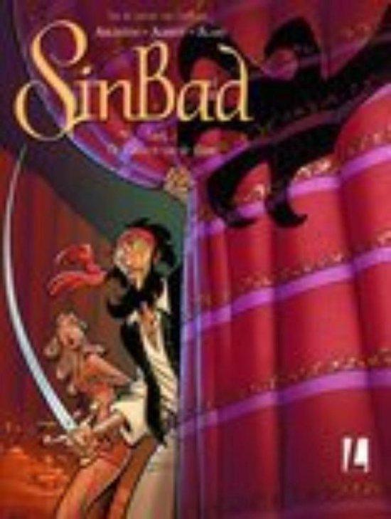 SinBad 2 - De klauwen van de Djinn - Christophe Arleston  
