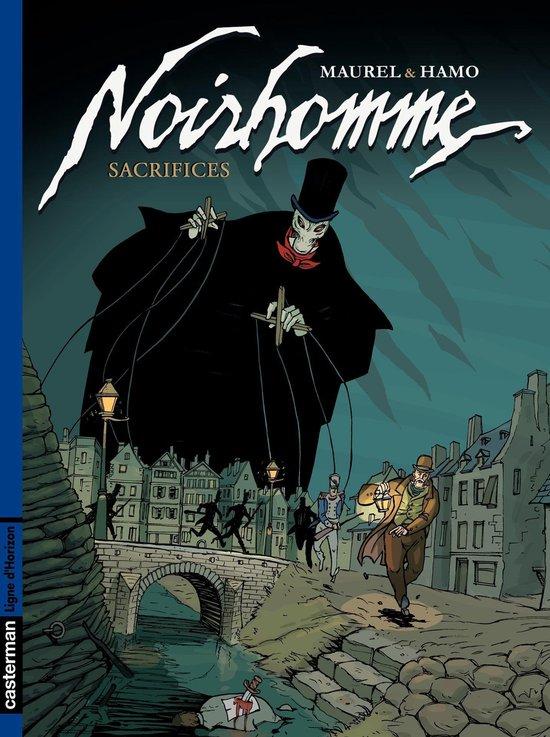 Noirhomme - Tome 2 - Sacrifices