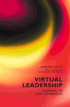 Omslag Virtual Leadership
