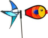 Didak Kites Windmolen Tropische Vis Mini - 45x25 Cm