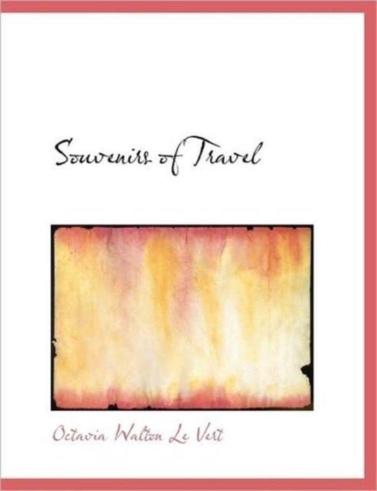 Souvenirs of Travel