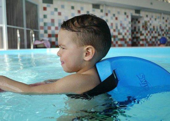 SwimFin zwemgordel - Zwart
