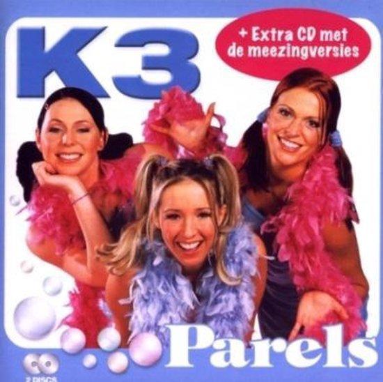 CD cover van Parels van K3
