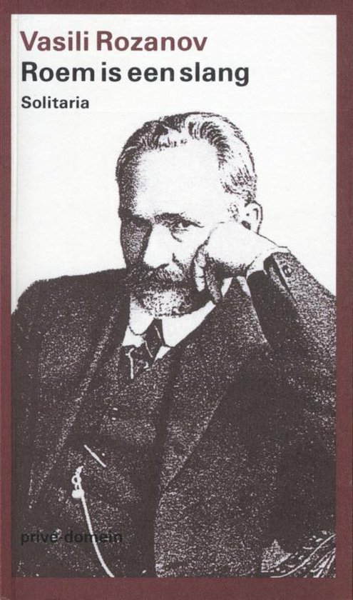 Privé-domein 185 - Roem is een slang - Vasili Rozanov  