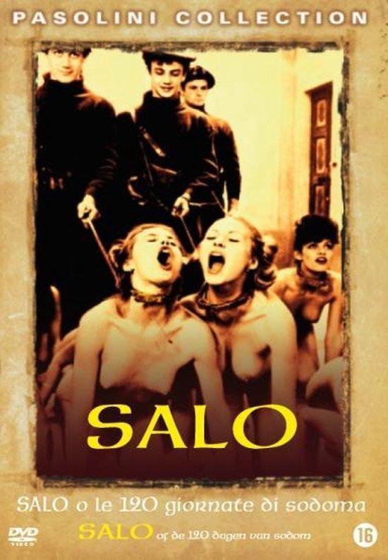 Cover van de film 'Salo Of De 120 Dagen Van Sodom'