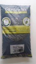 greenSand olivijn siersplit 8-16 mm (2 zakken x 20 kg)