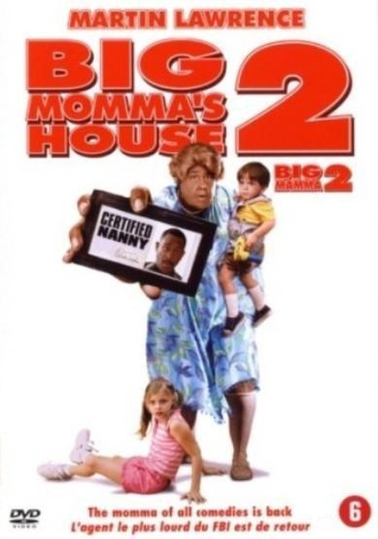 Cover van de film 'Big Momma's House 2'