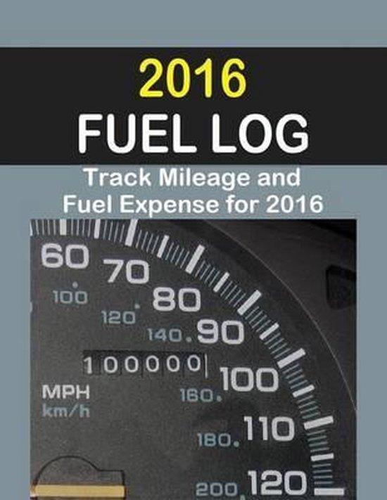 2016 Fuel Log