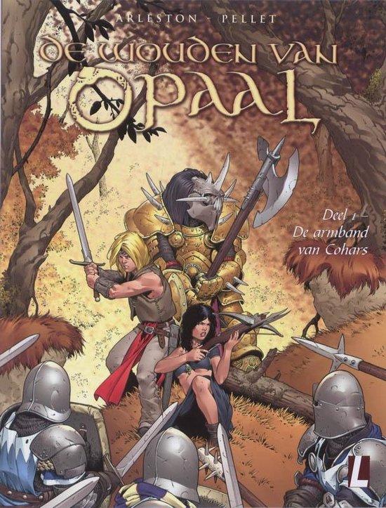 Wouden van opaal 01. de armband van cohars - Pellet pdf epub
