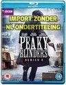 Peaky Blinders Seizoen 4 (Import)  (Blu-ray)