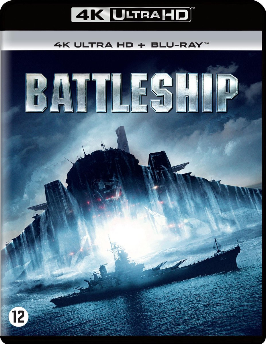 Battleship (4K Ultra HD Blu-ray)-