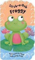 Scrub-A-Dub Froggy