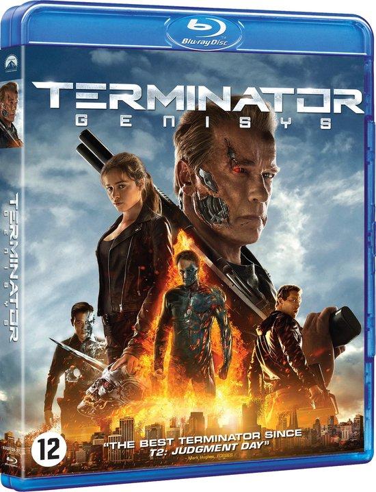 Terminator Genisys (Blu-ray) - Movie
