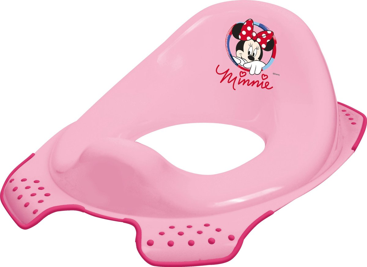 Keeeper Disney's Minnie Mouse WC Verkleiner - roze - Keeeper