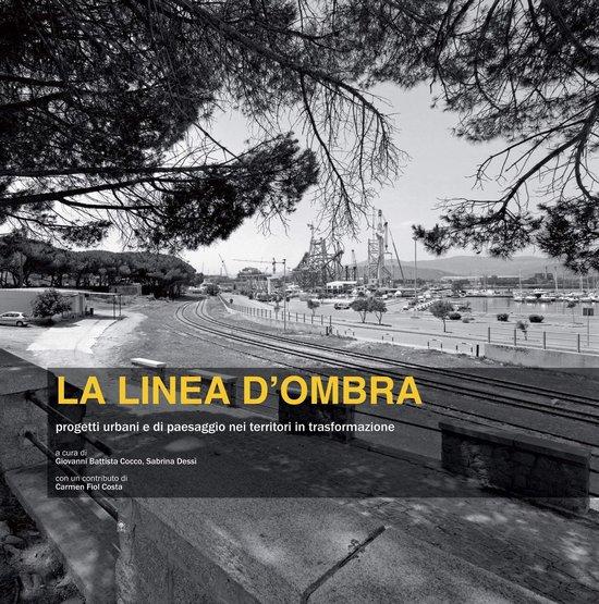 Boek cover La linea dombra van Giuseppe Carrus (Onbekend)