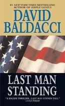 Boekomslag van 'Last Man Standing'