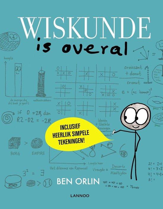 Wiskunde is overal - Ben Orlin |