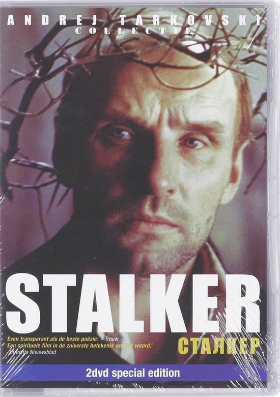 Cover van de film 'Stalker'