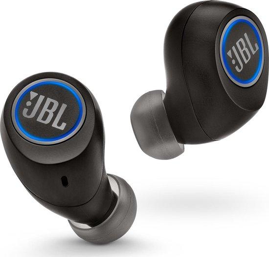 Afbeelding van JBL Free Zwart - Volledig draadloze in-ear oordopjes