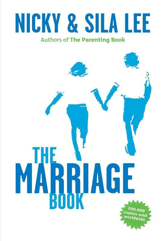 Boek cover The Marriage Book van Nicky Lee (Onbekend)