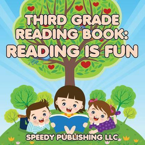 Boek cover Third Grade Reading Book van Speedy Publishing Llc (Paperback)