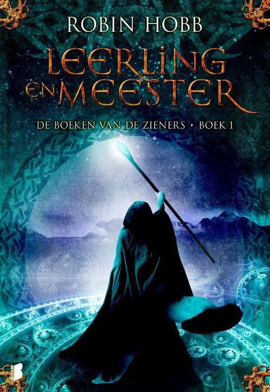 Cover van het boek 'Leerling en meester'