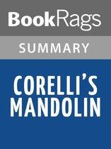 Corelli's Mandolin by Louis de Bernières Summary & Study Guide