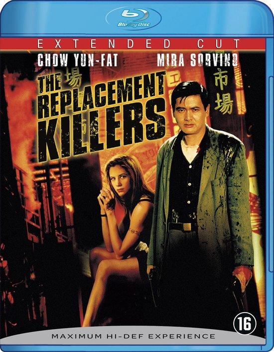 Cover van de film 'Replacement Killers'