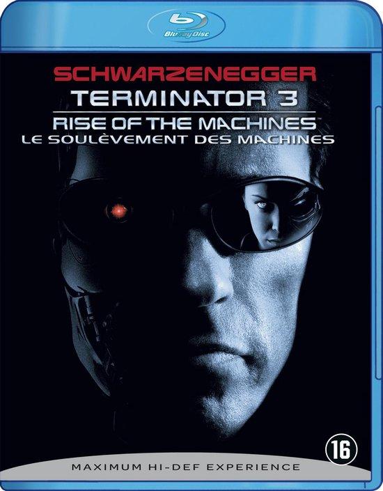 Cover van de film 'Terminator 3 - Rise Of The Machines'