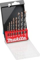 Makita P-35514 Borenset beton 8-delig
