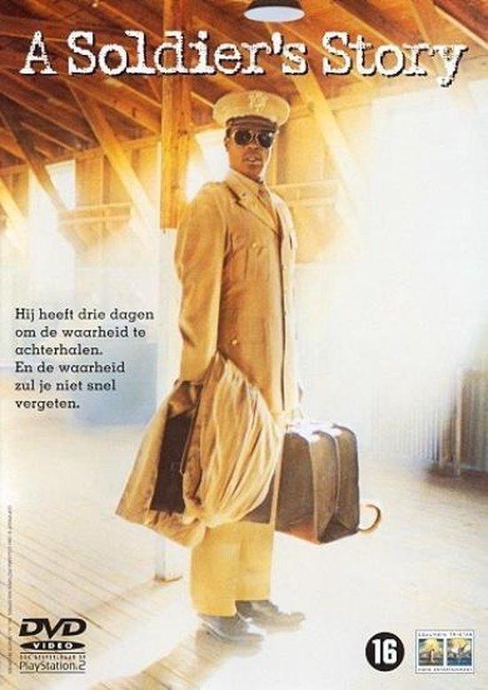 Cover van de film 'Soldier's Story'
