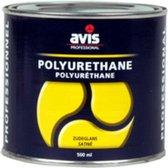Avis Polyurethane Zijdeglans Blanke Lak - 250 ml