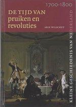 Tijd Van Pruiken En Revoluties (1700-1800)