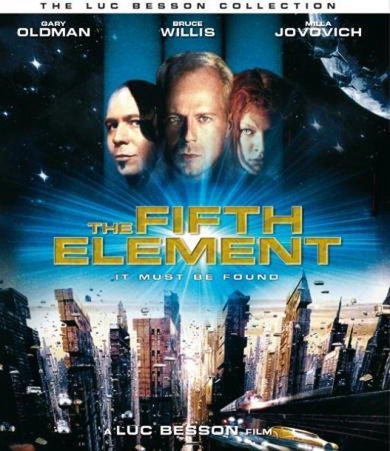 Cover van de film 'Fifth Element'