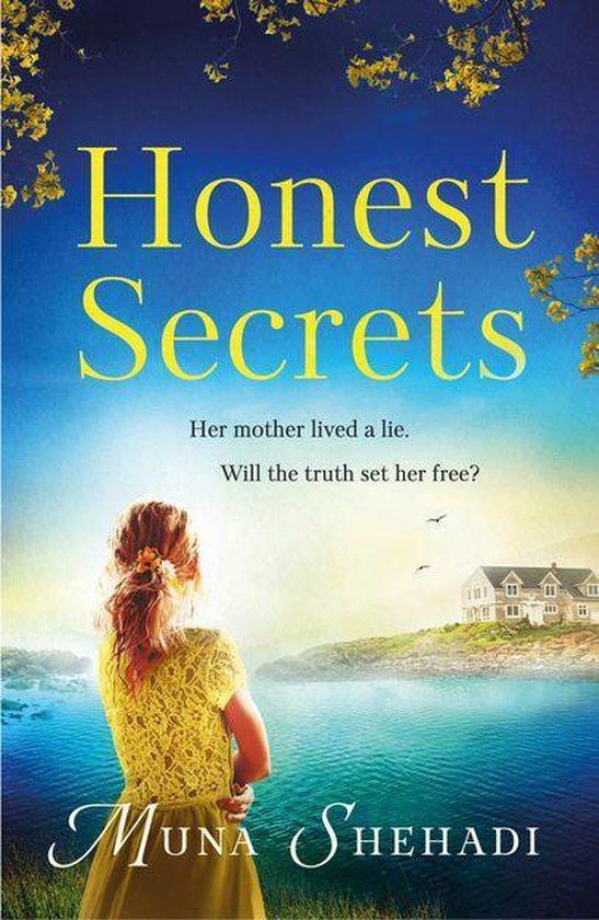 Boek cover Honest Secrets van Muna Shehadi (Onbekend)