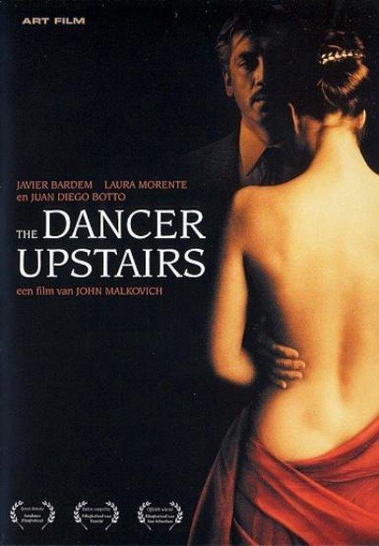 Cover van de film 'Dancer Upstairs'
