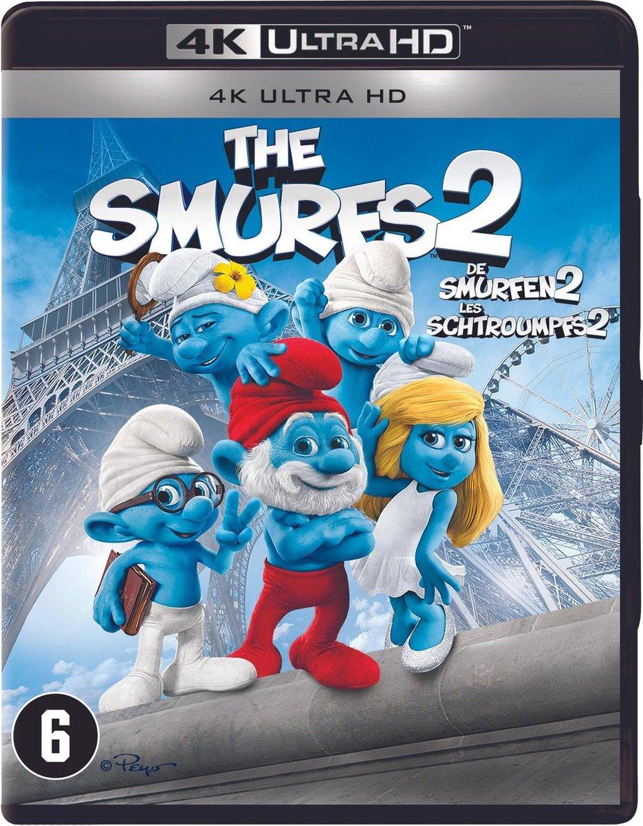 De Smurfen 2 (4K Ultra HD Blu-ray)-