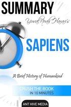Omslag Yuval Noah Harari's Sapiens: A Brief History of Mankind Summary