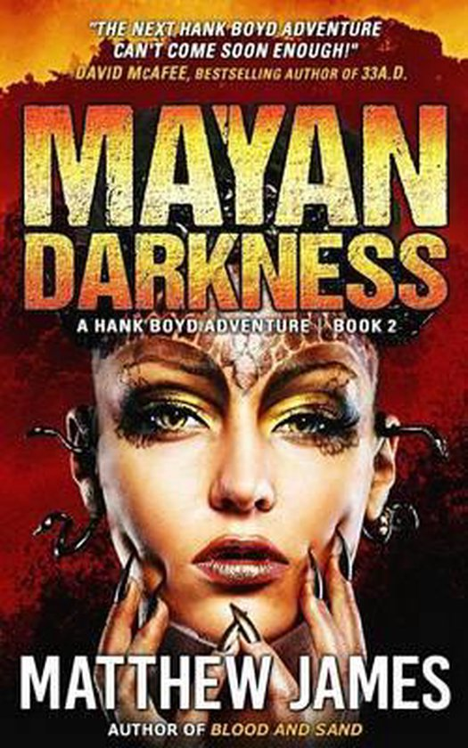 Mayan Darkness