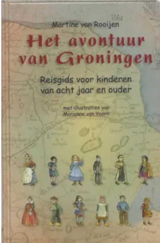 Het Avontuur Van Groningen - Simon Vinkenoog |